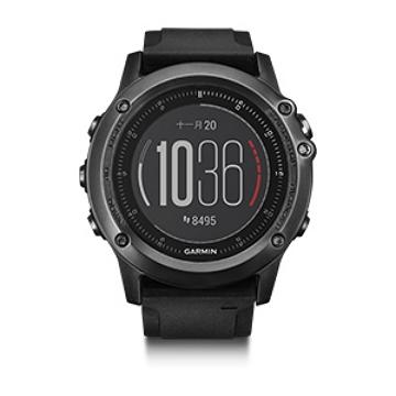 GARMIN fenix 3 HR腕式心率戶外GPS腕錶