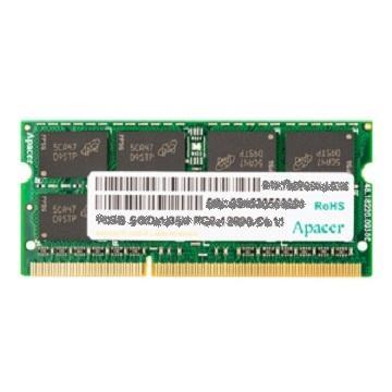 【8G】Apacer NB DDR3-1600-1.35V
