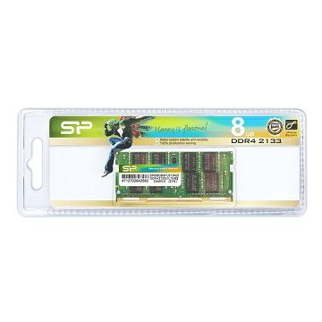 【8G】Silicon Power So-Dimm DDR4-2133