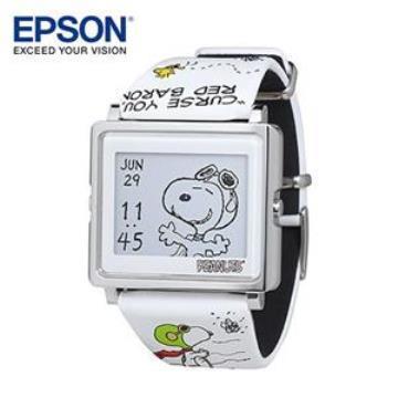 EPSON Peanuts 史努比-王牌飛行員手錶