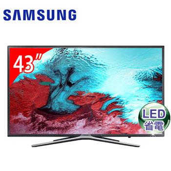 SAMSUNG 43型LED智慧型液晶電視