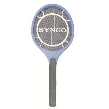 新格充電式小黑蚊電蚊拍