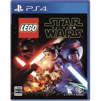 PS4-樂高星際大戰:原力覺醒  亞英版