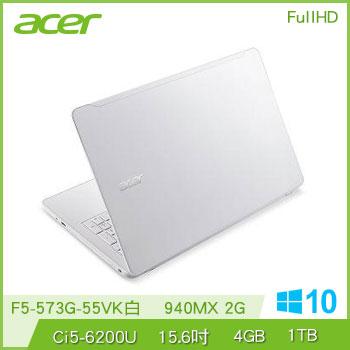 ACER F5-573G Ci5 NV940 獨顯筆電