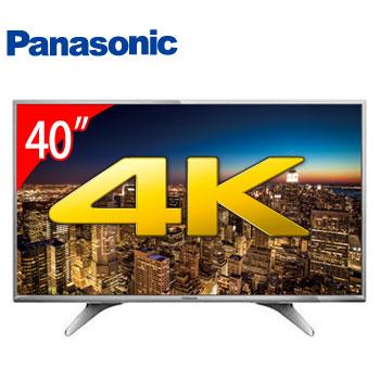 Panasonic 40型 4K LED 智慧連網電視