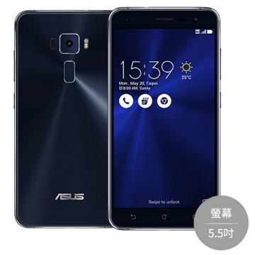 【5.5吋】ASUS ZenFone 3 -黑