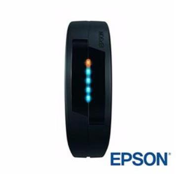 【M/L】EPSON PS-100B Pulsense 心率有氧手環