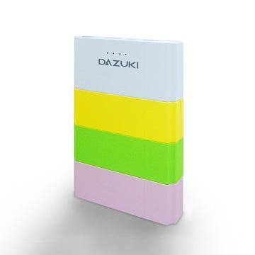 【10400mAh】DAZUKI 可分離式創意行動電源-白黃