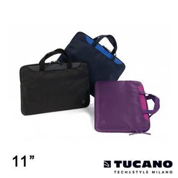 """Tucano MINI 輕薄多功能手提袋 11"""" 黑"""