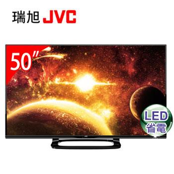 JVC 50型智慧聯網+視訊盒