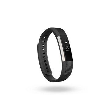 【L】Fitbit Alta 時尚健身手環-典雅黑