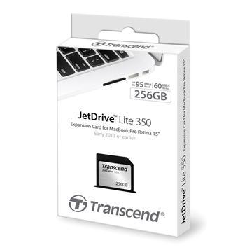 【MAC】創見 JetDriveLite350 256G 專用擴充卡