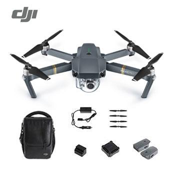 DJI Mavic Pro 便攜式折疊航拍機全能套裝版