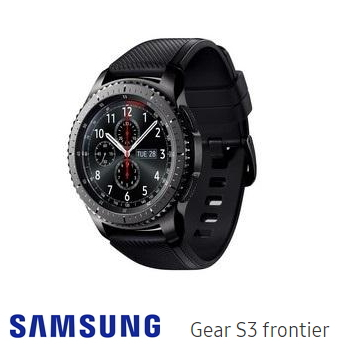 SAMSUNG GEAR S3 Frontier智慧手錶