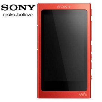 【福利品】【16G】SONY NW-A35(紅)MP3