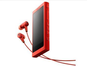 【32G】SONY NW-A36HN(紅)MP3