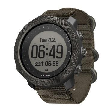 Suunto Traverse Alpha GPS腕錶-叢林綠