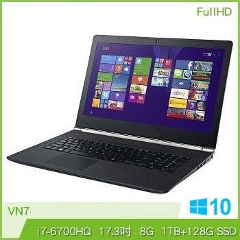 ACER VN7-792G Ci7 GTX960 獨顯電競筆電