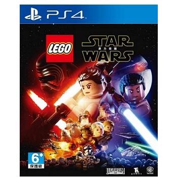 PS4 LEGO Star Wars:原力覺醒 (中文版)