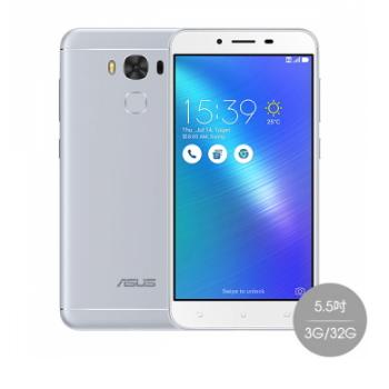 【5.5吋】ASUS ZenFone 3 Max 3G/32G-銀