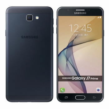 SAMSUNG Galaxy J7 Prime-黑