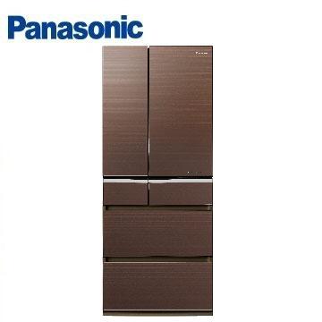 Panasonic 601公升頂級ECONAVI六門變頻冰箱