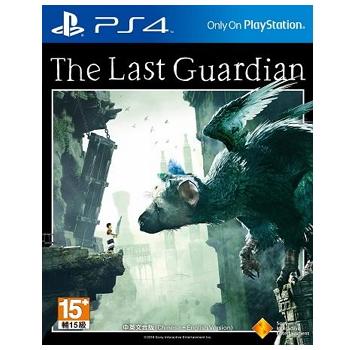 PS4 食人巨鷹The Last Guardian中英文合版