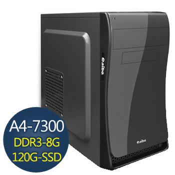 [驚爆焦點]-技嘉A4 7300平台組裝電腦