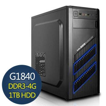 [深淵王者]-技嘉H81平台組裝電腦