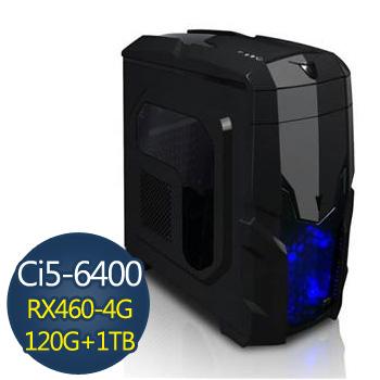 [雷霆風暴]-華碩B150平台組裝電腦