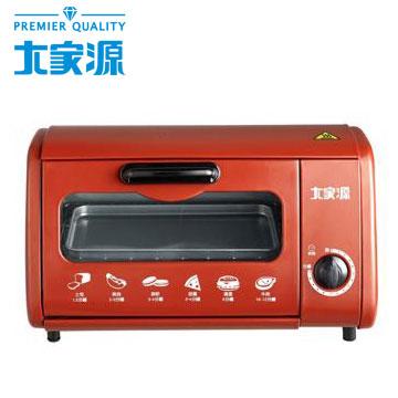 大家源8L電烤箱
