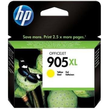 HP 905XL 高印量黃色原廠墨水匣