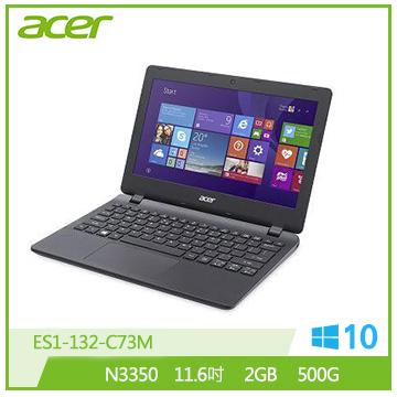 ACER ES1-132 N3350 雙核輕巧筆電