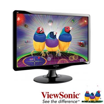 【22型】ViewSonic VA2232WM-LED液晶顯示器