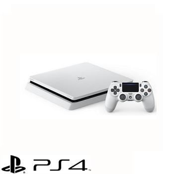【加購$999】【500G】PS4單機版-白