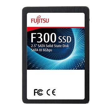 【240G】Fujitsu 2.5吋固態硬碟(F300系列)