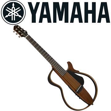 YAMAHA 靜音民謠吉他-原木