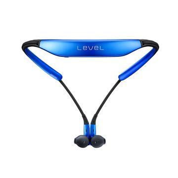 SAMSUNG LEVEL U簡約頸環式藍芽耳機-藍