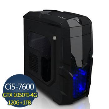 [淘金武士]-技嘉第7代H110平台組裝電腦