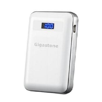 【9000mAh】Gigastone 行動電源-白