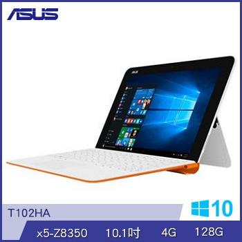 ASUS T102HA Z8350 128GB 輕巧筆電