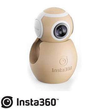 【Mirco USB】Insta 360°AIR 全景相機攝影機-金
