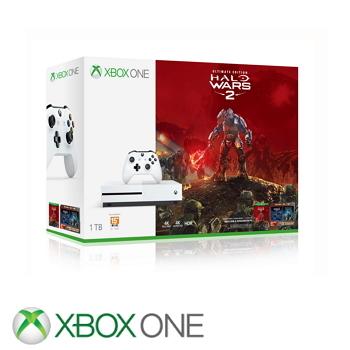 【1TB】XBOX ONE S 最後一戰: 星環戰役2同捆組