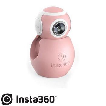 Insta 360°AIR 全景相機攝影機 USB-粉
