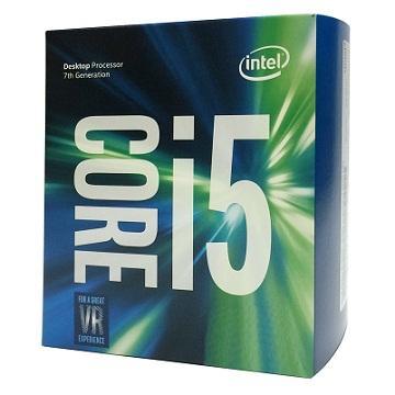 Intel CPU Core i5-7400(盒裝中央處理器)