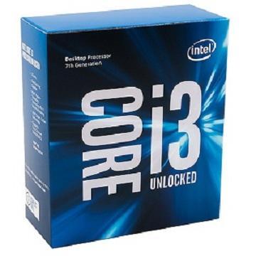 【第七代】Intel CPU Core i3-7350K(超頻)