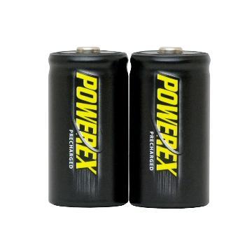 MAHA-POWEREX 2號低自放鎳氫充電池