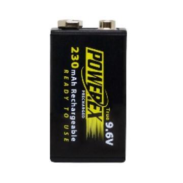 MAHA-POWEREX 9V低自放充電池