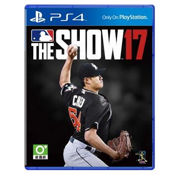 PS4 美國職棒大聯盟17 (英文版)