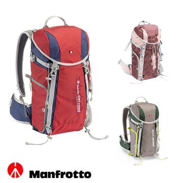 Manfrotto 越野登山後背包-紅